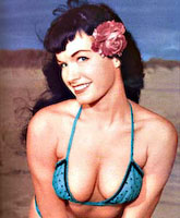 Betty Page 50s Glamour Girl