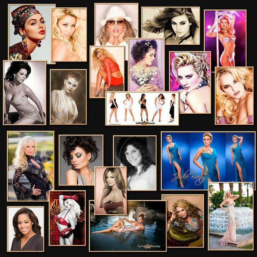 Las Vegas Photographer for Boudoir, Glamour, Fitness and Headshots