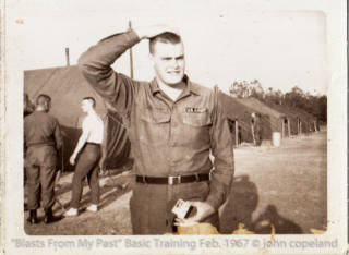 Basic Training Fort Polk 1967