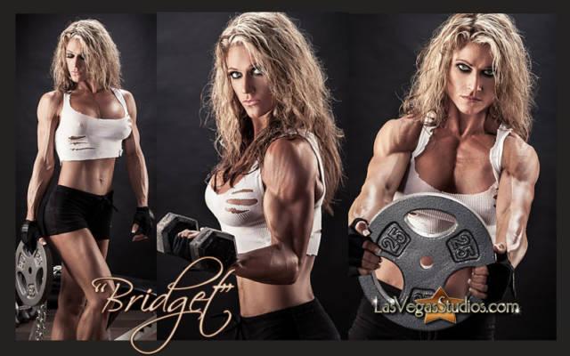 Bridget lifts